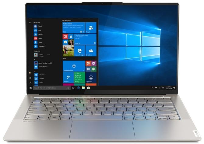 Test Lenovo YOGA S940 - Multimedialny laptop z Dolby Atmos [1]