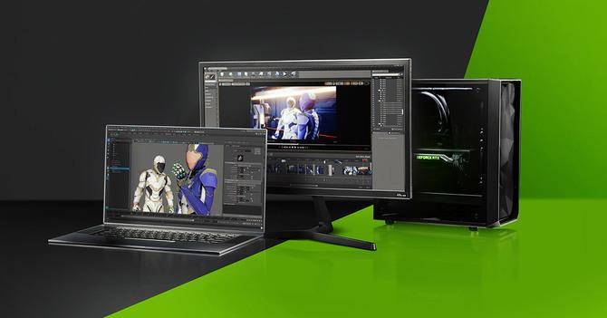 NVIDIA Game Ready vs Studio - Porównanie na Quadro RTX 5000 [1]