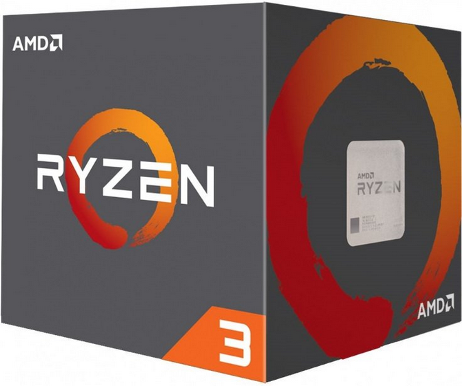 Test procesorów AMD Ryzen 3 1200 AF (12 nm) vs Intel Core i3-9100F [11]