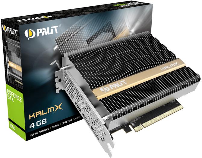 Test Palit GeForce GTX 1650 KalmX - Pasywnie chłodzona karta [1]