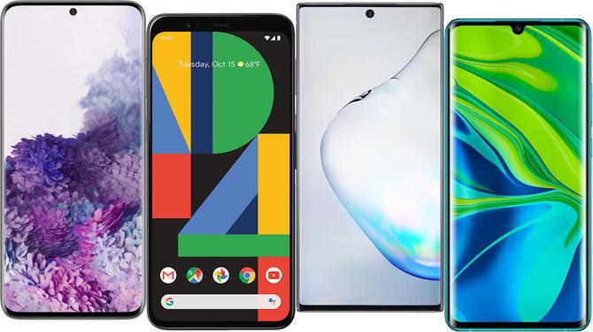 Jaki smartfon? Polecane smartfony na maj i czerwiec 2020 [1]