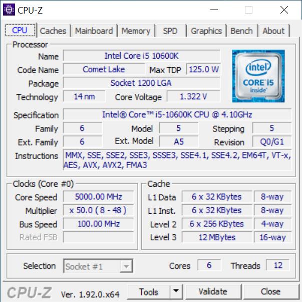 Jaka pamięć RAM do Intel Core i5-10600K? Test DDR4 2133-4000 MHz [13]