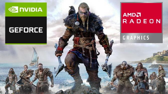Test wydajności Assassin's Creed: Valhalla - Ragnarok optymalizacji [nc1]