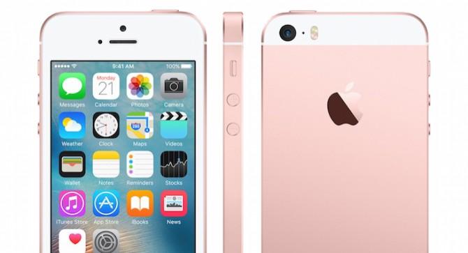 iPhone SE - tani smartfon dla Apple, drogi telefon dla ludzi [5]