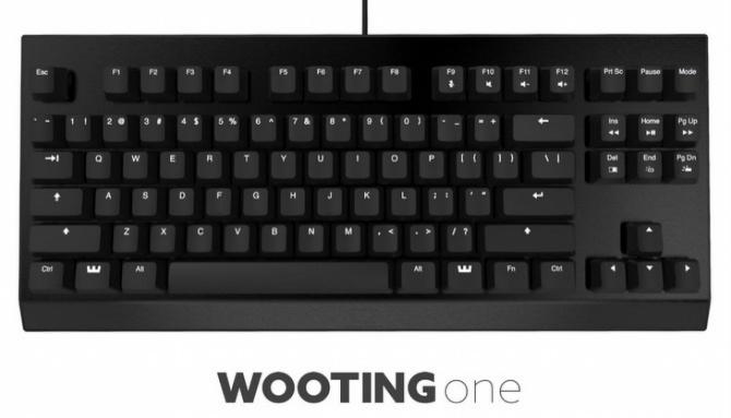 Wooting One - Rewolucyjna analogowa klawiatura mechaniczna [1]