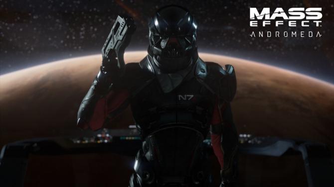 Mass Effect: Andromeda - Przecieki i wypowiedzi twórców gry [2]