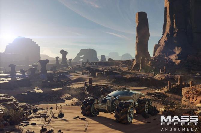 Mass Effect: Andromeda - Przecieki i wypowiedzi twórców gry [5]