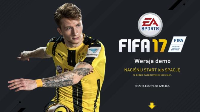 FIFA 17 - pierwsze wrażenia z dema i analiza rozgrywki [2]