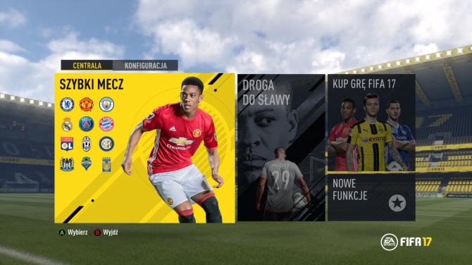 FIFA 17 - pierwsze wrażenia z dema i analiza rozgrywki [3]
