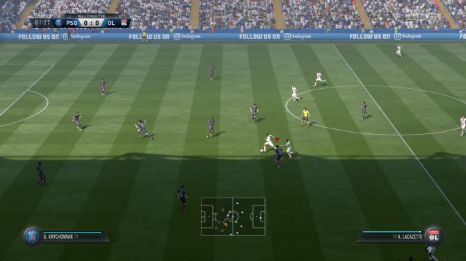 FIFA 17 - pierwsze wrażenia z dema i analiza rozgrywki [9]
