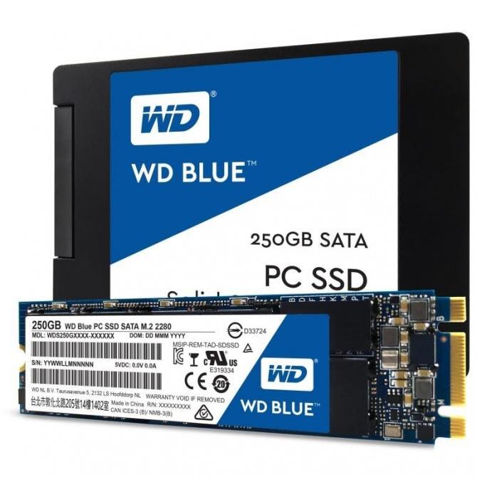 Western Digital wchodzi na rynek SSD oraz odświeża Passporty [13]