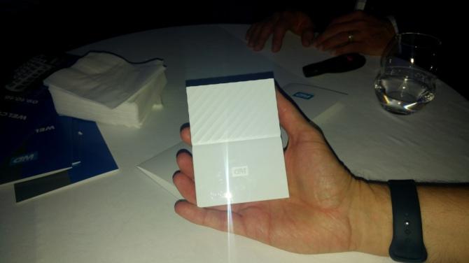 Western Digital wchodzi na rynek SSD oraz odświeża Passporty [6]
