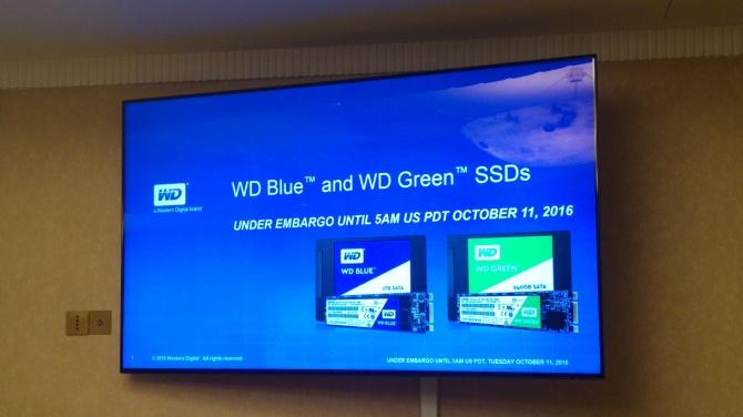 Western Digital wchodzi na rynek SSD oraz odświeża Passporty [8]