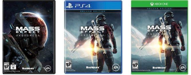 Mass Effect: Andomeda - informacje, zwiastun, edycje gry [8]