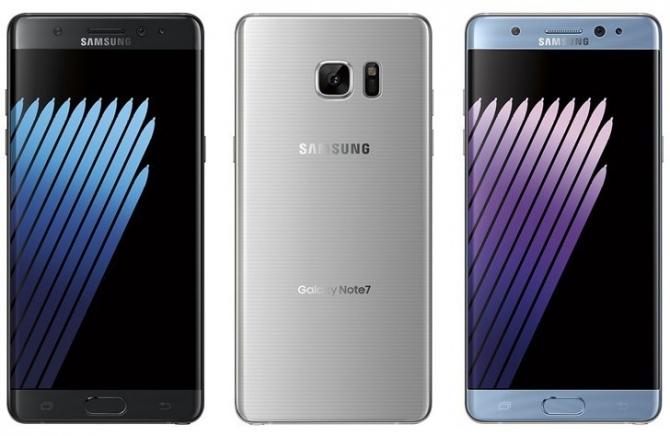 Legenda o wybuchającym smartfonie - Samsung Galaxy Note7 [4]