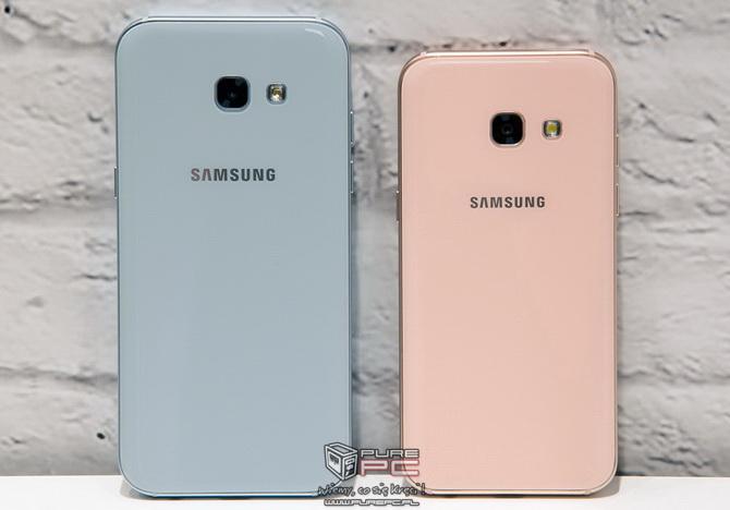Premiera Samsung Galaxy A3 i A5 (2017) - pierwsze wrażenia [nc2]