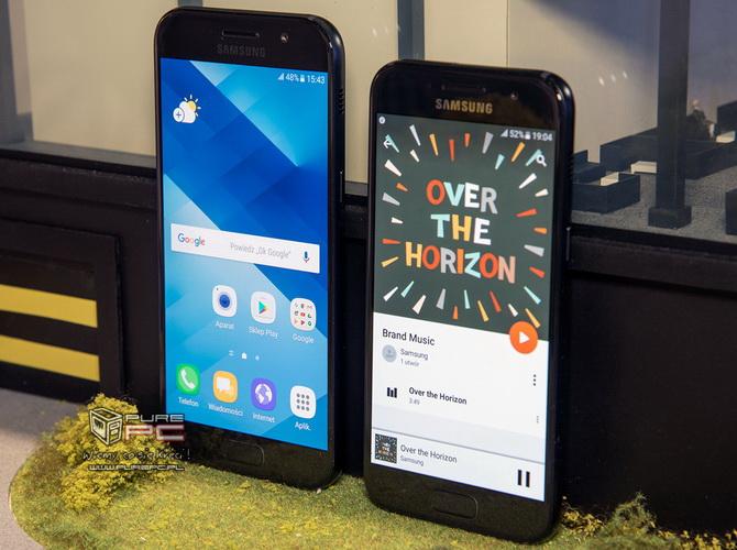 Premiera Samsung Galaxy A3 i A5 (2017) - pierwsze wrażenia [nc3]
