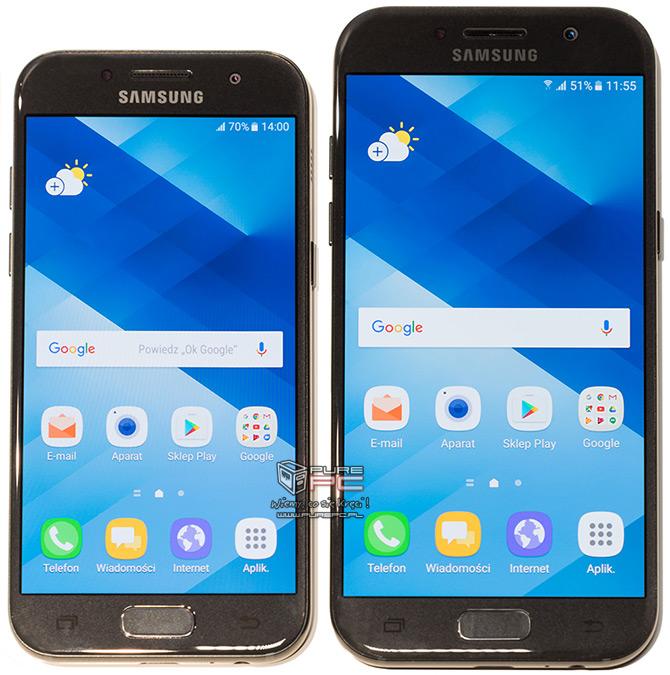 Premiera Samsung Galaxy A3 i A5 (2017) - pierwsze wrażenia [nc7]