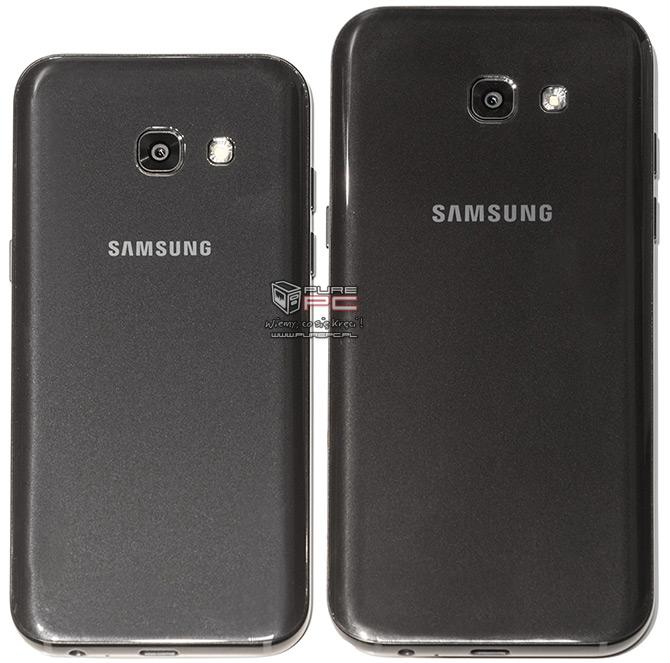 Premiera Samsung Galaxy A3 i A5 (2017) - pierwsze wrażenia [nc8]