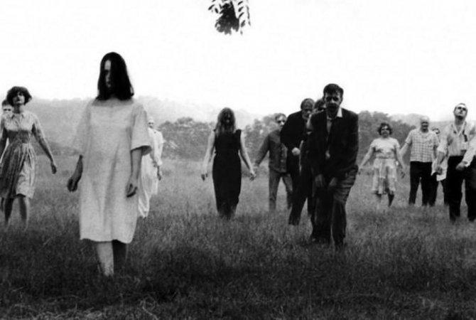 Noc żywych trupów - to przez ten film boimy się zombie [1]