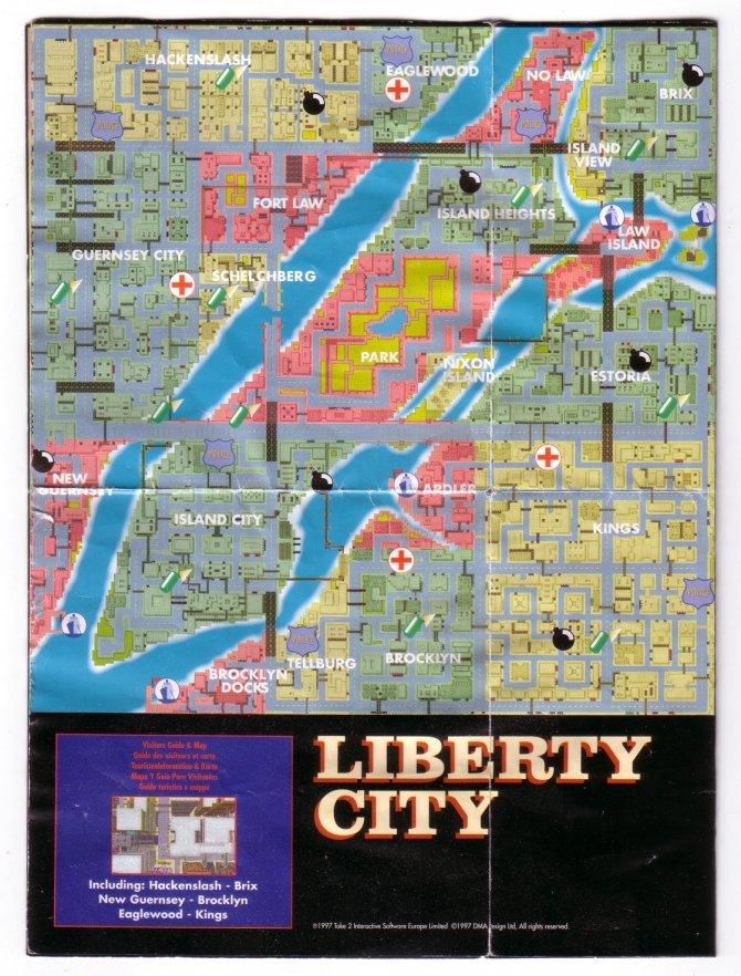 Grand Theft Auto - 20 lat kradzieży pojazdów i wojen gangów [1]