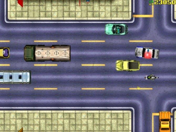 Grand Theft Auto - 20 lat kradzieży pojazdów i wojen gangów [4]