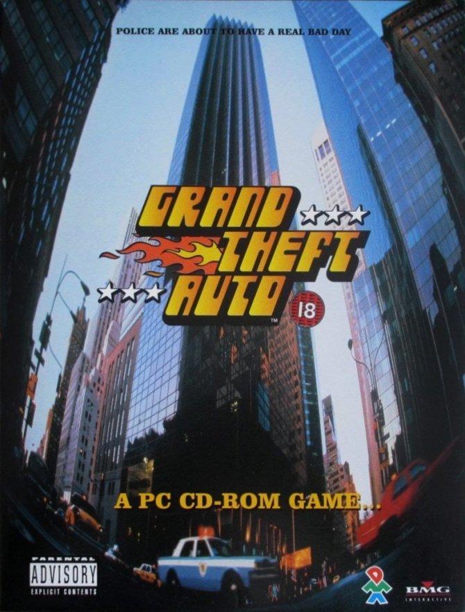 Grand Theft Auto - 20 lat kradzieży pojazdów i wojen gangów [10]