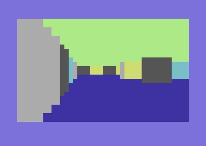 PureRetro: kodowanie Commodore 64 w 280 znakach na Twitterze [1]