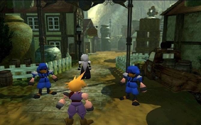 Jak zmienił się świat Final Fantasy przez ostatnie 30 lat [12]