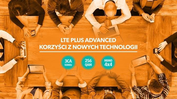 Co nam daje szybszy Internet LTE w sieci Plus? [2]