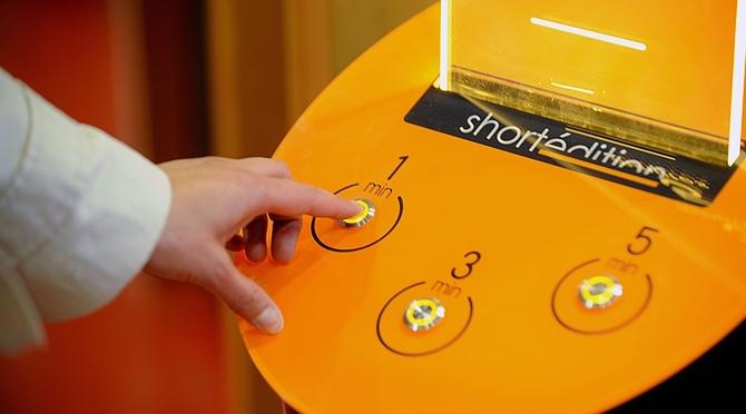 Short Stories Dispenser, ciekawy sposób na promocję czytania [1]
