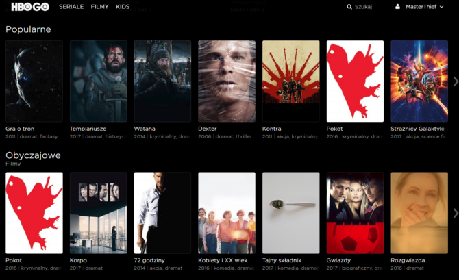 Usługi streamingowe w Polsce - iTunes, Netflix, HBO GO... [7]
