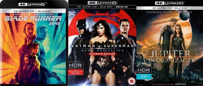 Ultra HD Blu-ray - jak wygląda polski i światowy rynek płyt? [1]
