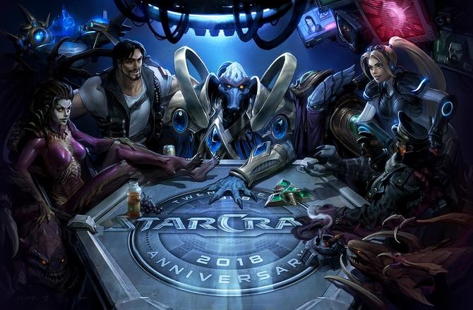 Starcraft obchodzi 20 urodziny! Możecie już czuć się staro [3]