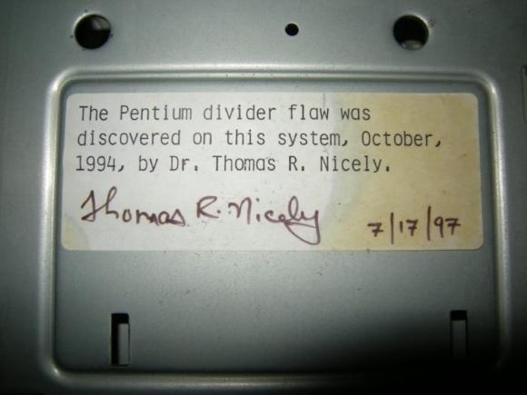 25 lat z Intel Pentium - pierwszym superskalarnym CISC-iem [1]