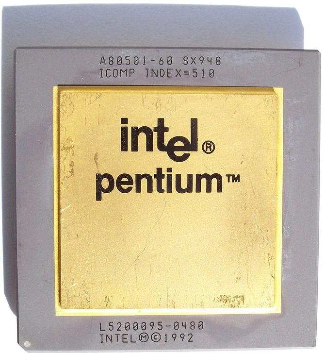 25 lat z Intel Pentium - pierwszym superskalarnym CISC-iem [2]