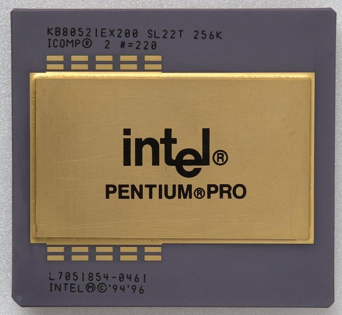 25 lat z Intel Pentium - pierwszym superskalarnym CISC-iem [5]