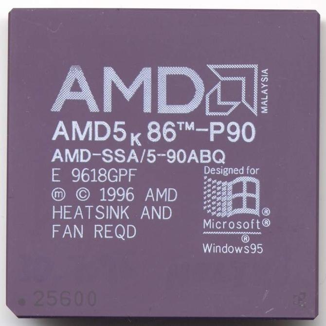 25 lat z Intel Pentium - pierwszym superskalarnym CISC-iem [8]