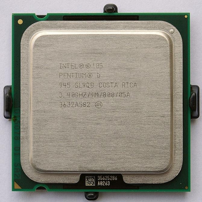 25 lat z Intel Pentium - pierwszym superskalarnym CISC-iem [9]