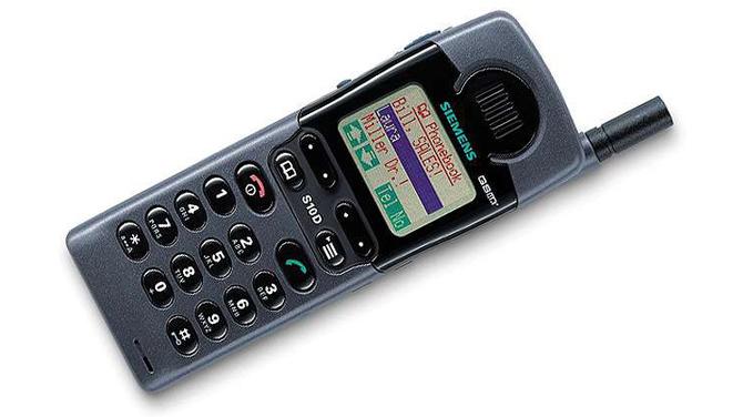 Telefon komórkowy ma 45 lat: Jak czas zmienił nasze komórki  [14]