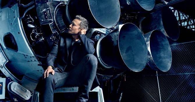Niewiarygodna historia Elona Muska: Przez trudy do gwiazd [15]