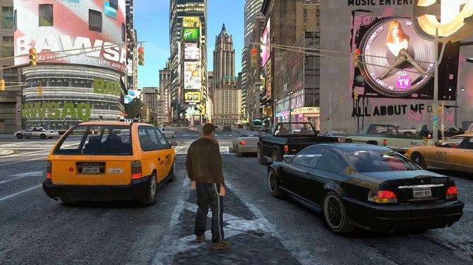 GTA IV ma już 10 lat - wspominamy najlepszą grę 2008 roku [3]