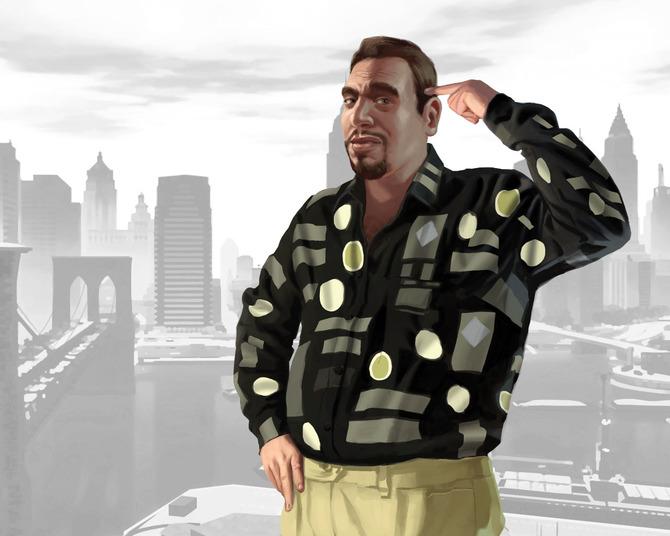 GTA IV ma już 10 lat - wspominamy najlepszą grę 2008 roku [7]