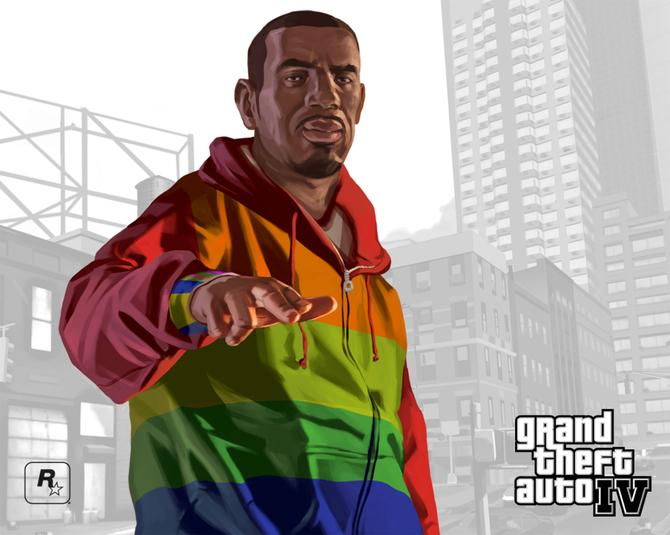 GTA IV ma już 10 lat - wspominamy najlepszą grę 2008 roku [10]