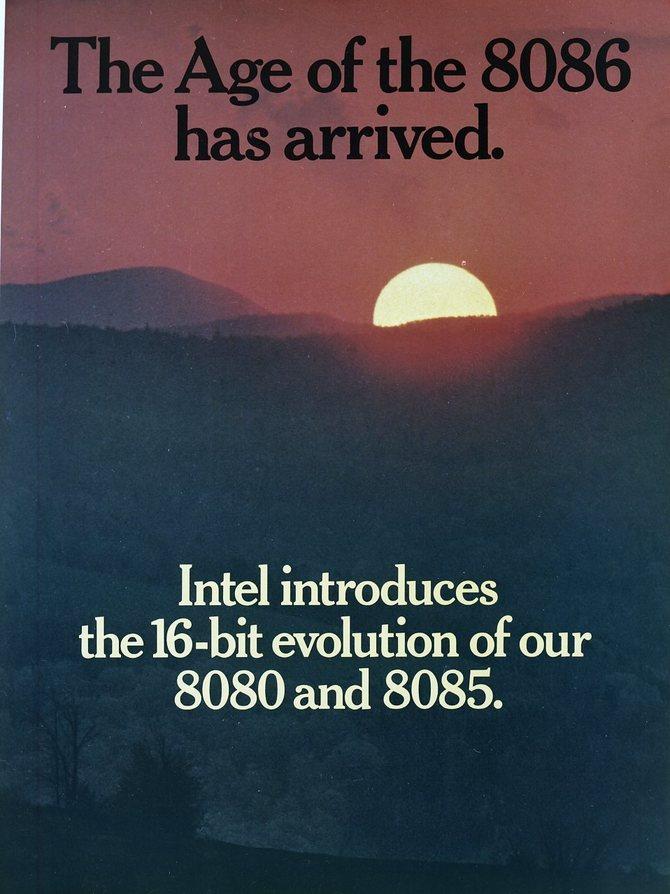 40 lat temu powstał procesor Intel 8086 i zaczęła epoka x86 [15]