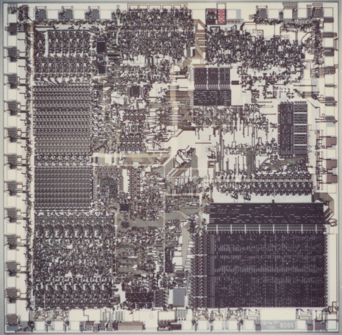 40 lat temu powstał procesor Intel 8086 i zaczęła epoka x86 [10]