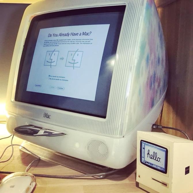 PureRetro: Apple iMac obchodzi 20 urodziny. Pamiętacie ten [1]