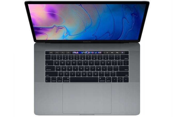 Rzut okiem na odświeżone notebooki Apple Macbook Pro (2018) [4]