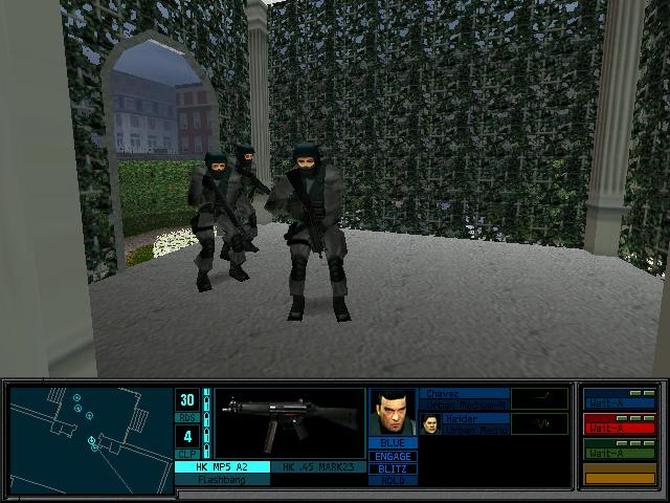 20 lat taktycznych strzelanin z Tom Clancy's Rainbow Six [1]