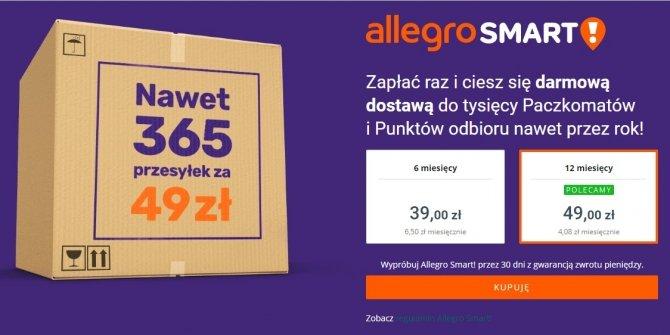 Zanim kupisz Allegro Smart, czyli słów kilka o tym, jak nie dać się wrobić [3]
